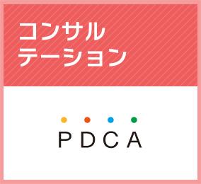 コンサルテーション PDCA
